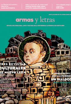 Revista Armas y Letras, número 101-102